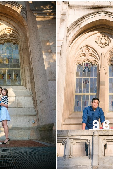 University of Washington Engagement Session: Sunny + Bill