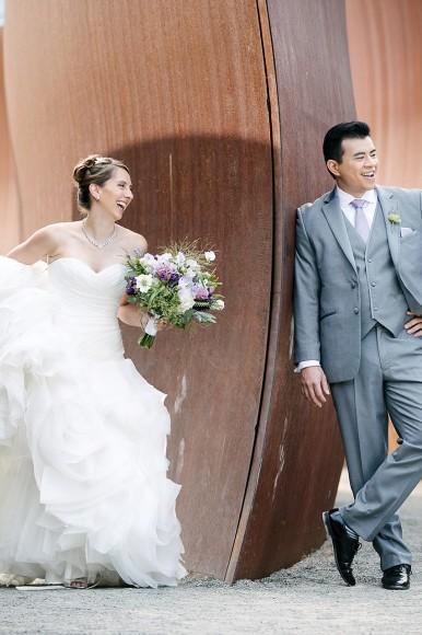 World Trade Center Seattle Brunch Wedding