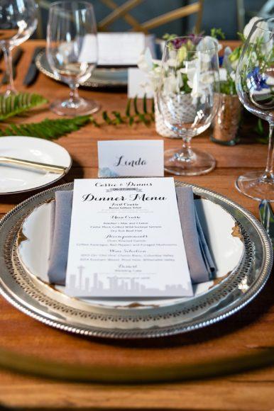 Beecher's Loft Pike Place Market Wedding
